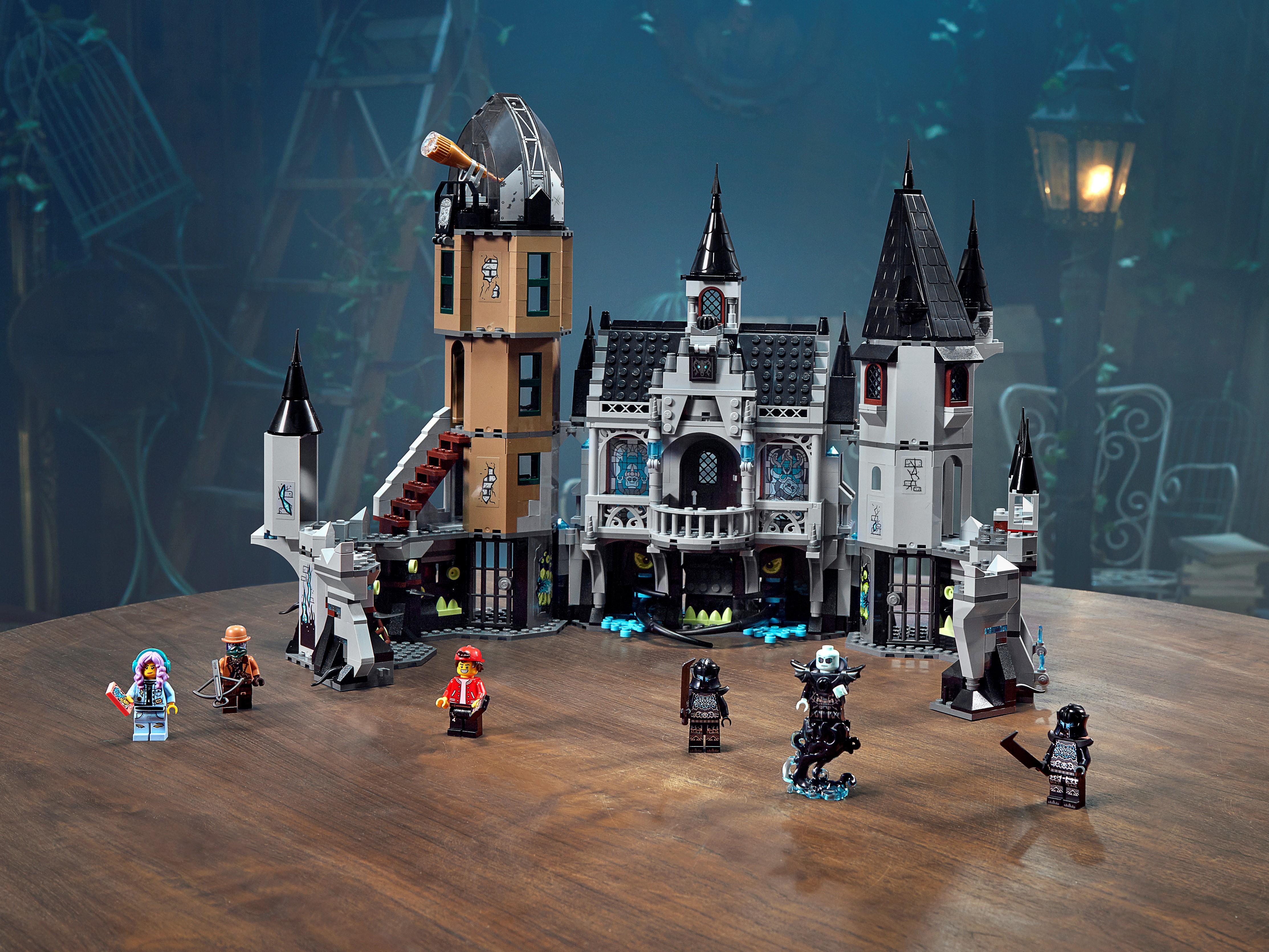 Mystery Castle