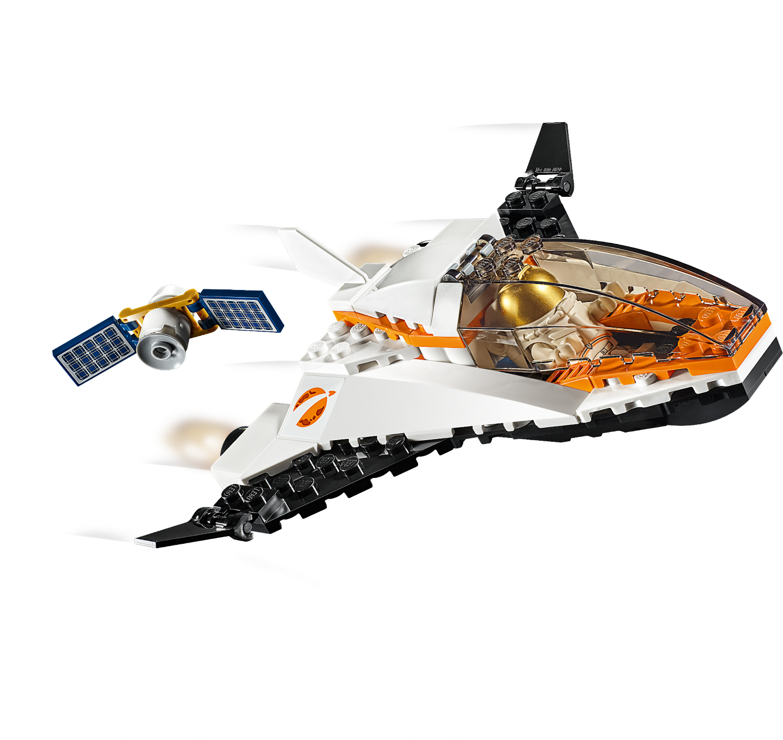 Satellite Service Mission