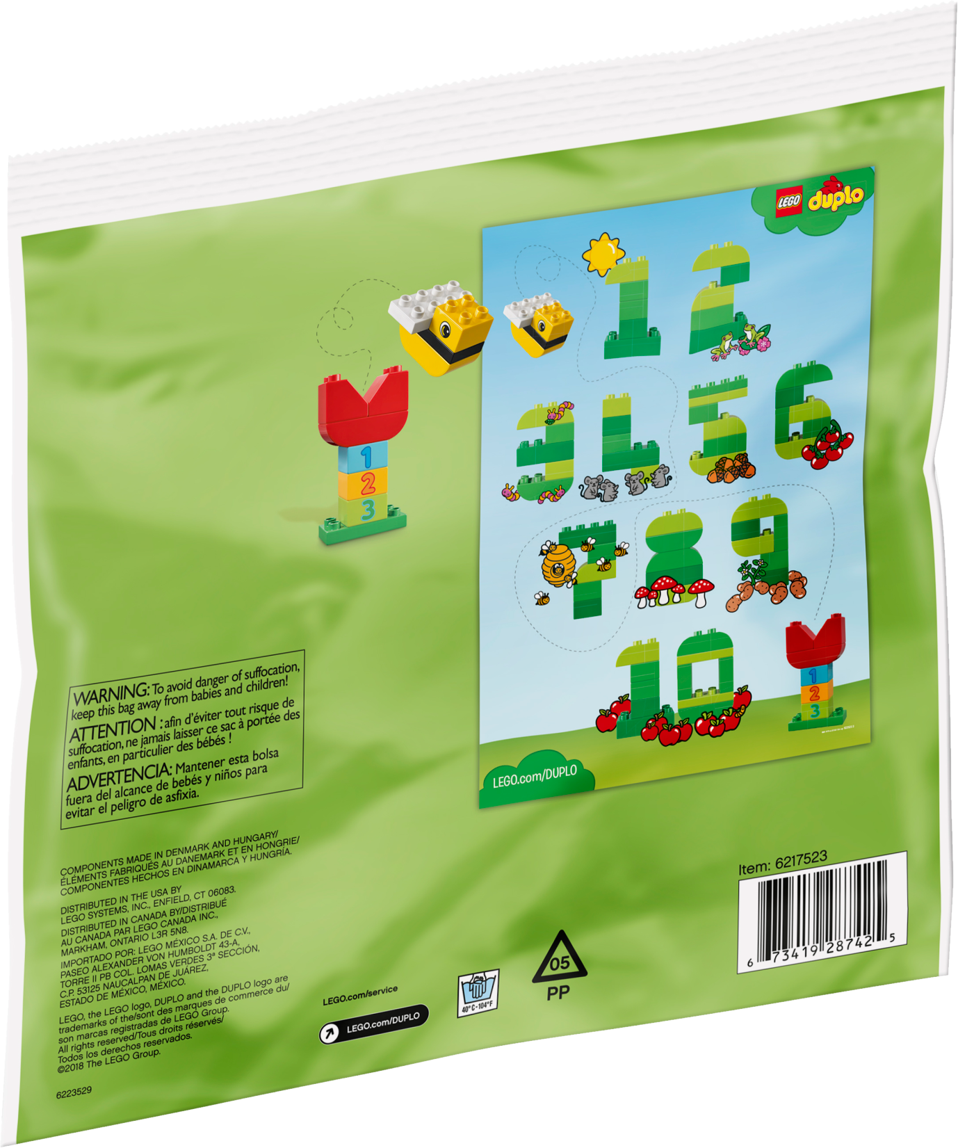 DUPLO® Learning Numbers
